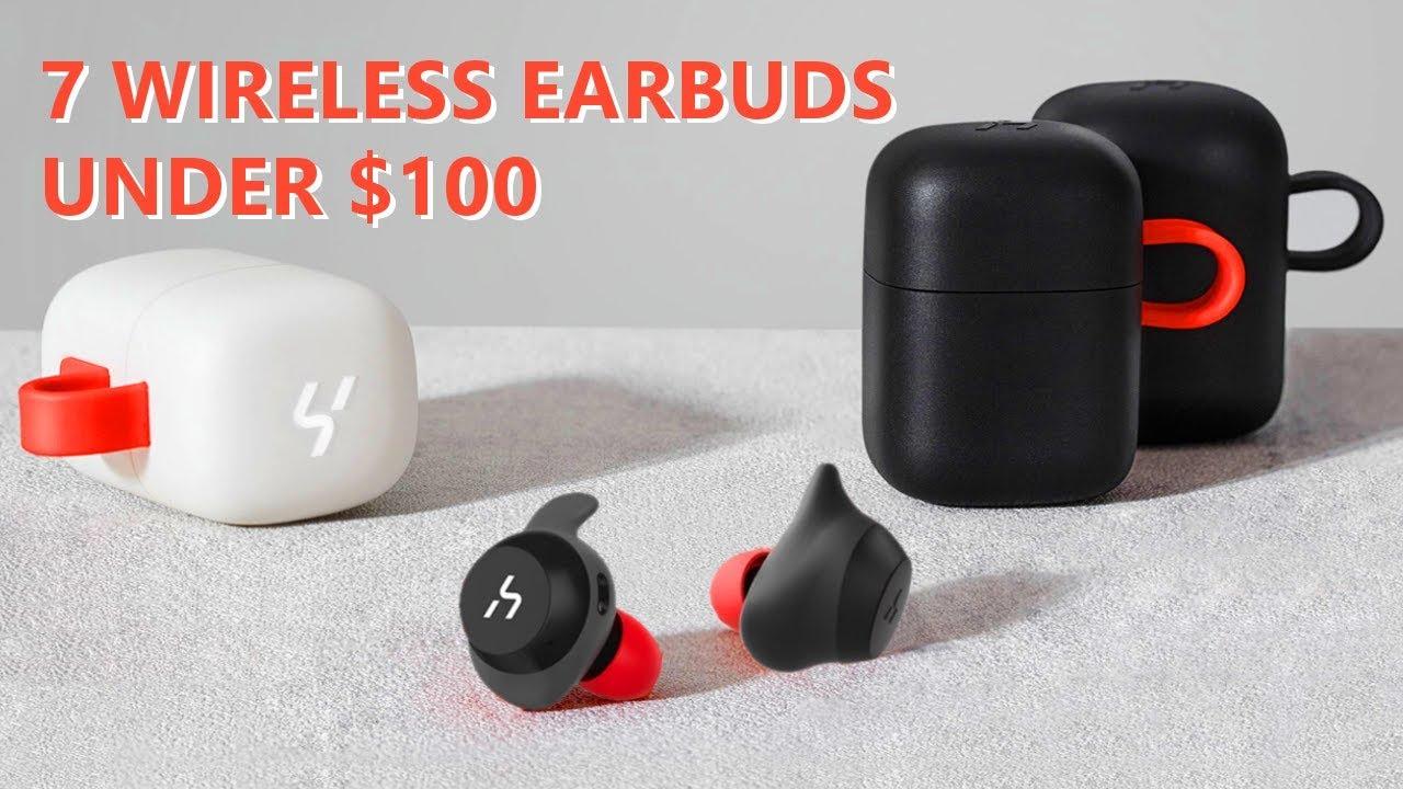 Top 7 Best Truly Wireless Earbuds Under 100 Cheap Apple Airpods Alternatives Iezshop